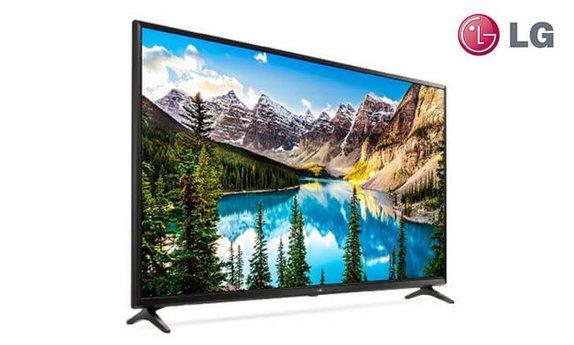 טלוויזיה LG חכמה ''43 4K